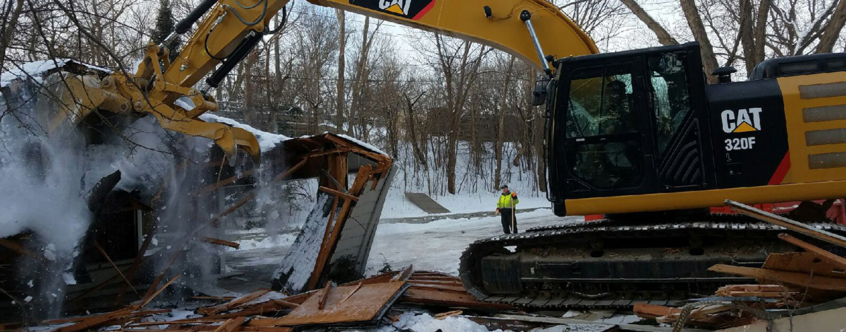 Havel Excavating Inc Demolition Services, Demolition Contractor