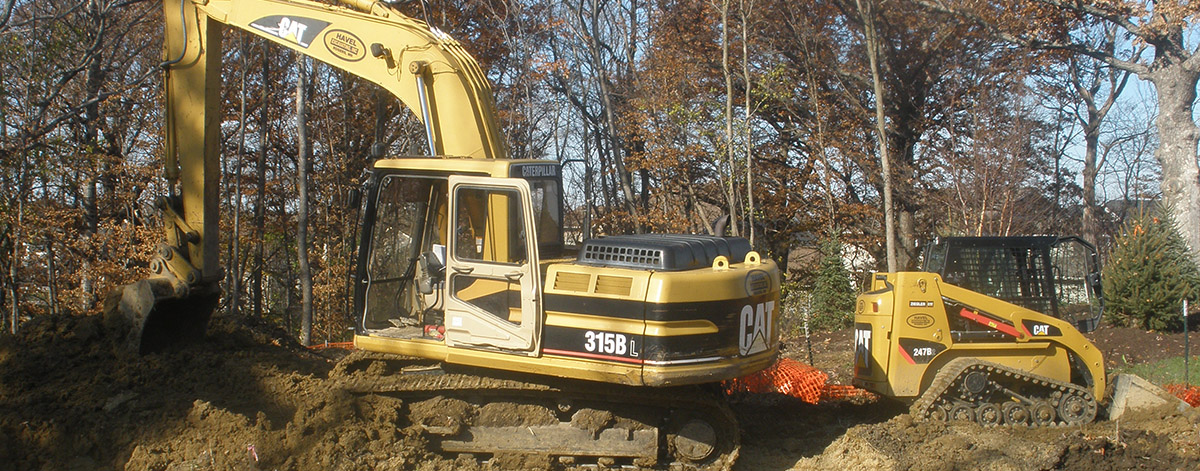 Havel Excavating, excavating contractors, excavating companies